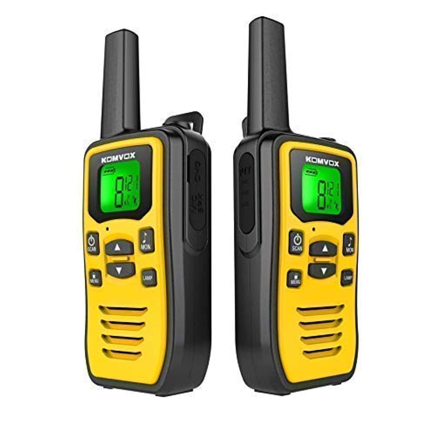 Mirkit Radio UV-5R MK4 8W MP Max Power 2019 1800 mAh Li-Ion